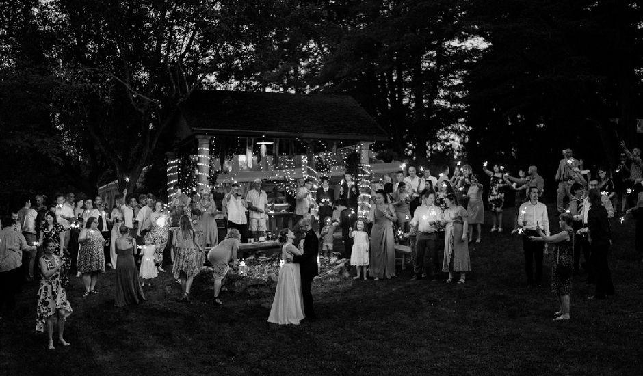 Alex and Angela's wedding in Dundas, Ontario