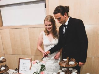 The wedding of Abby and Andrey
