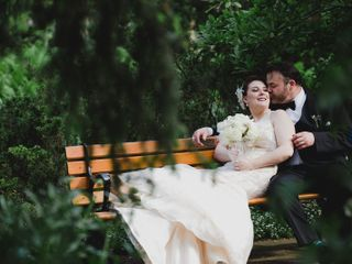 The wedding of Cassie and Shane 1