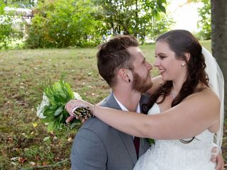 The wedding of Katrina and Devon