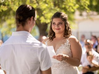 The wedding of Cassandra and Christopher 2