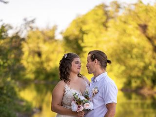 The wedding of Cassandra and Christopher 3