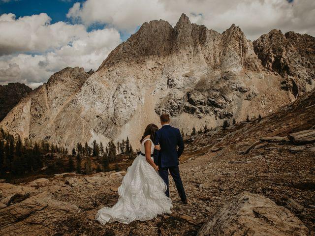 Amanda and Bruce's wedding in Kimberley, British Columbia 16