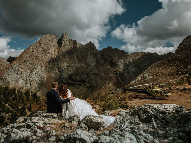 Amanda and Bruce's wedding in Kimberley, British Columbia 19
