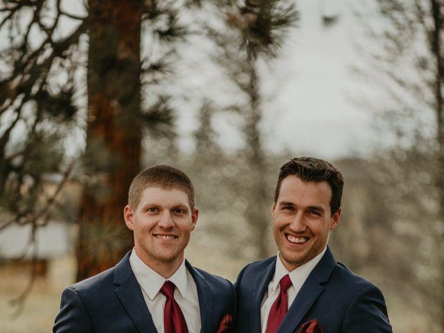 Amanda and Bruce's wedding in Kimberley, British Columbia 44