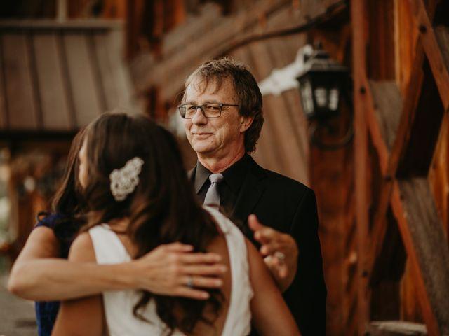 Amanda and Bruce's wedding in Kimberley, British Columbia 46