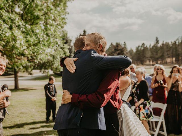 Amanda and Bruce's wedding in Kimberley, British Columbia 59