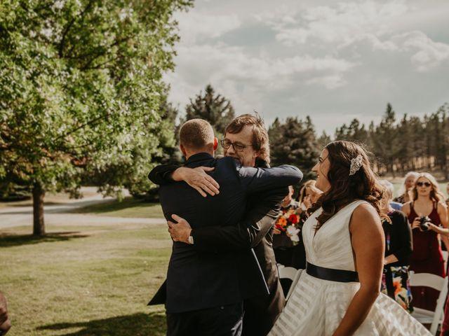 Amanda and Bruce's wedding in Kimberley, British Columbia 60