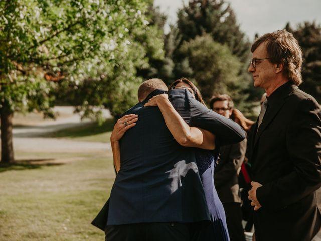 Amanda and Bruce's wedding in Kimberley, British Columbia 61
