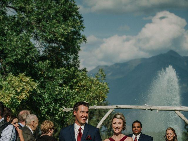 Amanda and Bruce's wedding in Kimberley, British Columbia 79