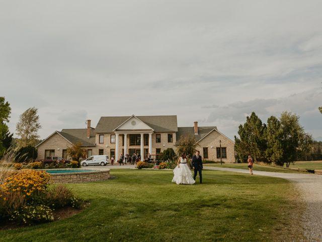 Amanda and Bruce's wedding in Kimberley, British Columbia 80