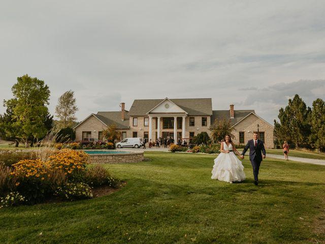 Amanda and Bruce's wedding in Kimberley, British Columbia 81