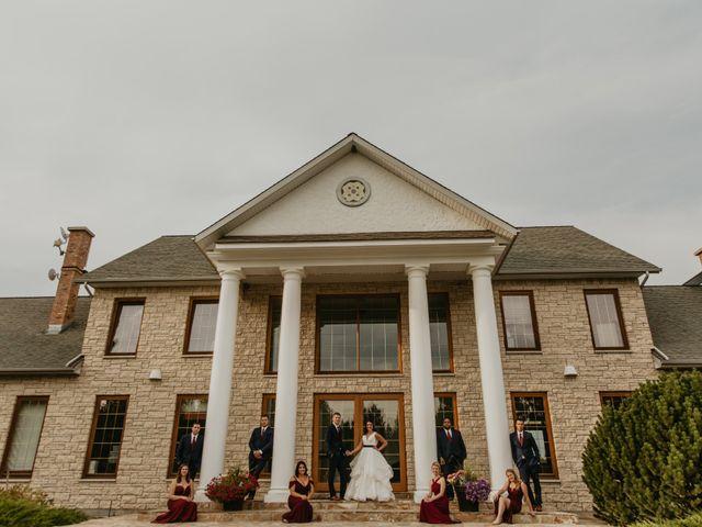 Amanda and Bruce's wedding in Kimberley, British Columbia 91
