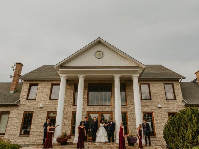 Amanda and Bruce's wedding in Kimberley, British Columbia 92