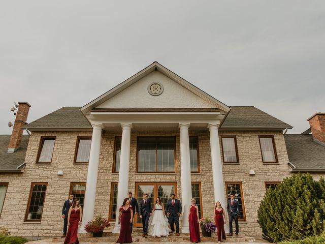Amanda and Bruce's wedding in Kimberley, British Columbia 93