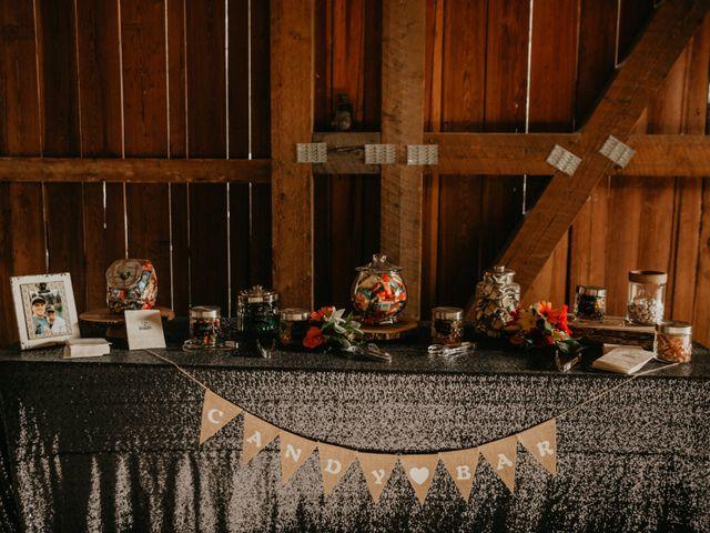 Amanda and Bruce's wedding in Kimberley, British Columbia 109