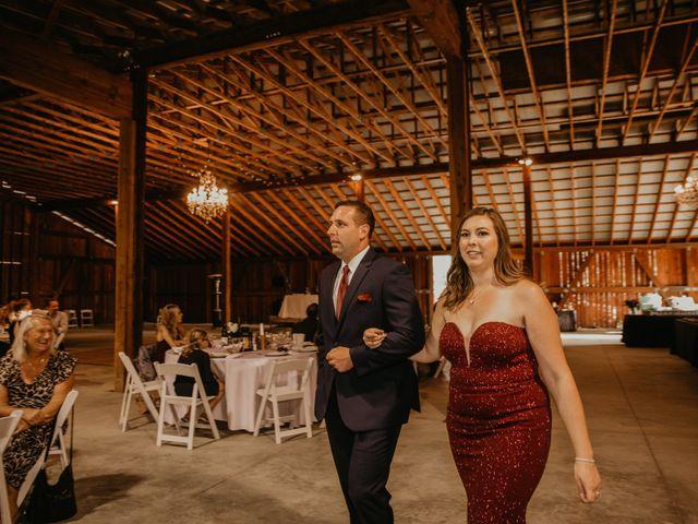 Amanda and Bruce's wedding in Kimberley, British Columbia 112