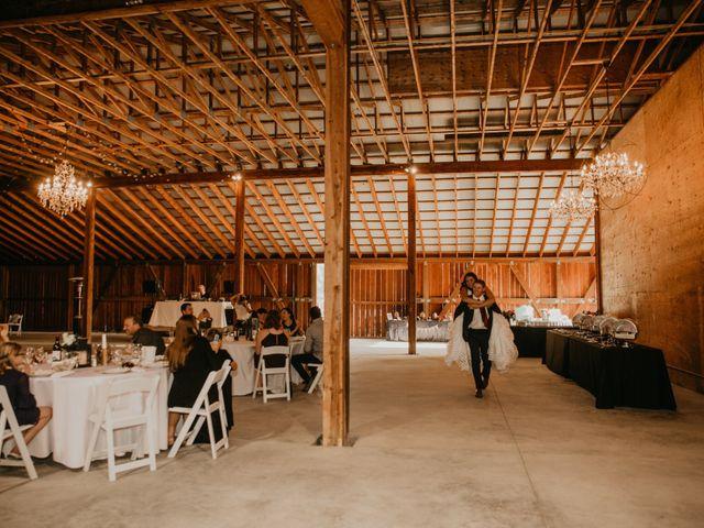 Amanda and Bruce's wedding in Kimberley, British Columbia 113