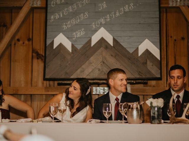 Amanda and Bruce's wedding in Kimberley, British Columbia 120