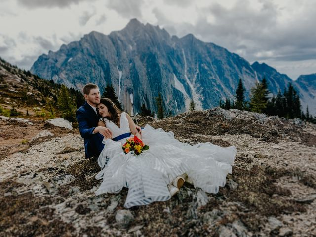 Amanda and Bruce's wedding in Kimberley, British Columbia 135