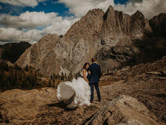 Amanda and Bruce's wedding in Kimberley, British Columbia 138