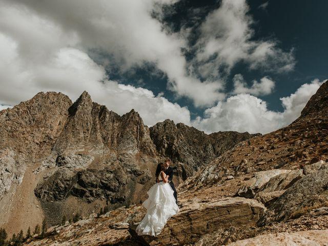 Amanda and Bruce's wedding in Kimberley, British Columbia 139