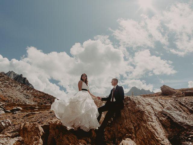 Amanda and Bruce's wedding in Kimberley, British Columbia 142