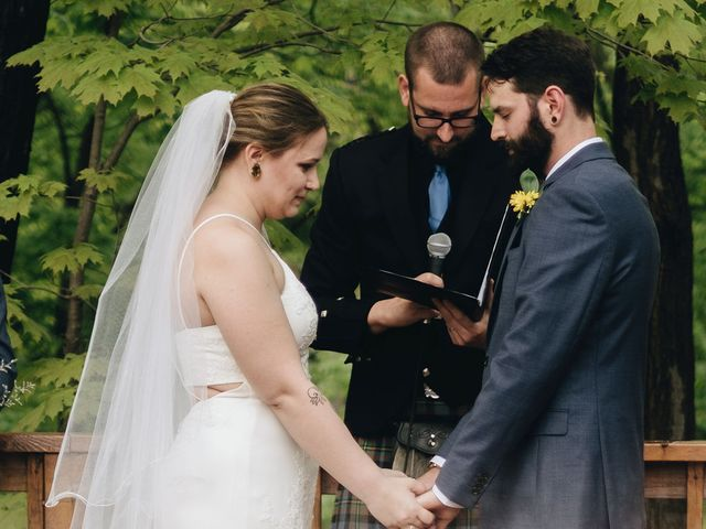 Jon and Brittany's wedding in Mississauga, Ontario 9