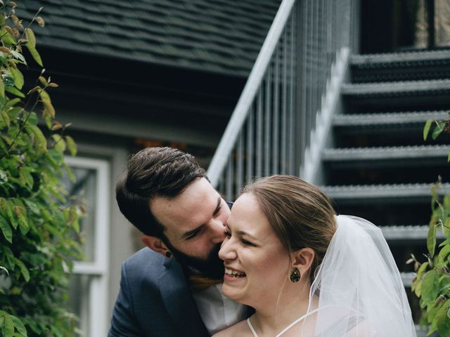 Jon and Brittany's wedding in Mississauga, Ontario 1