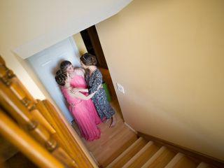 Ben and Ashley's wedding in Cochrane, Alberta 8