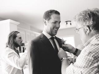 Ben and Ashley's wedding in Cochrane, Alberta 12