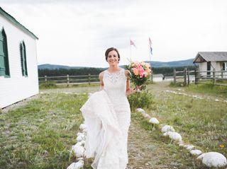 Ben and Ashley's wedding in Cochrane, Alberta 16