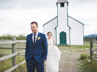 Ben and Ashley's wedding in Cochrane, Alberta 21