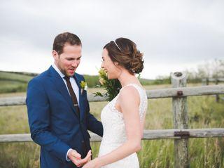 Ben and Ashley's wedding in Cochrane, Alberta 24