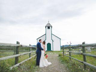 Ben and Ashley's wedding in Cochrane, Alberta 27