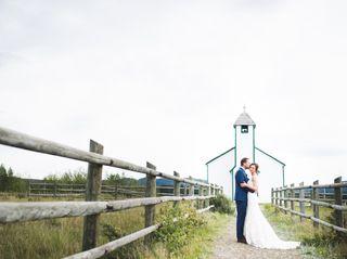 Ben and Ashley's wedding in Cochrane, Alberta 30