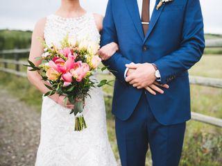 Ben and Ashley's wedding in Cochrane, Alberta 31