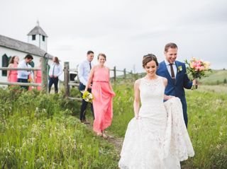 Ben and Ashley's wedding in Cochrane, Alberta 34