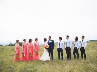 Ben and Ashley's wedding in Cochrane, Alberta 35
