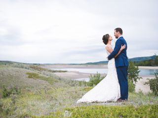 Ben and Ashley's wedding in Cochrane, Alberta 41