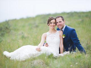 Ben and Ashley's wedding in Cochrane, Alberta 44