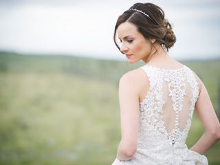 Ben and Ashley's wedding in Cochrane, Alberta 45