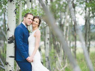 Ben and Ashley's wedding in Cochrane, Alberta 49