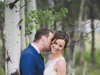 Ben and Ashley's wedding in Cochrane, Alberta 50