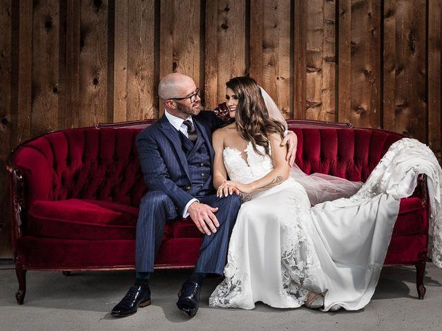 Jeremy and Simone's wedding in Cowichan Bay, British Columbia 23