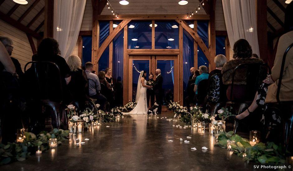 Jeremy and Simone's wedding in Cowichan Bay, British Columbia