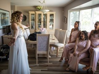 The wedding of Kendra and Alex 1