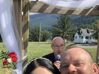 The wedding of Jeremy and Lindsay 2