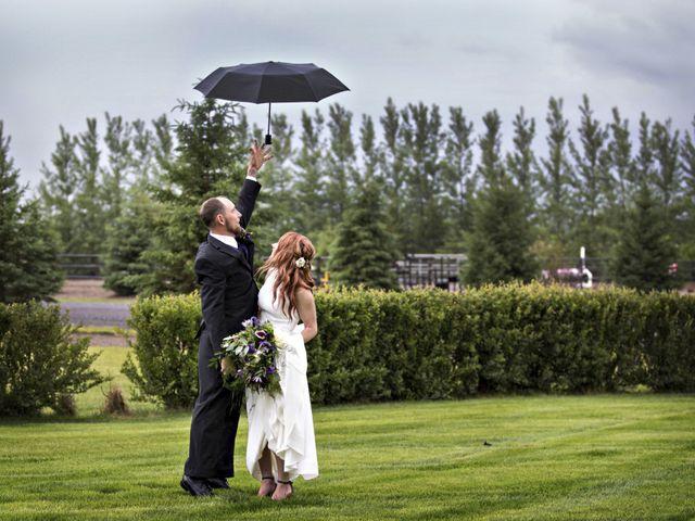 Travis and Jessica's wedding in Regina, Saskatchewan 14