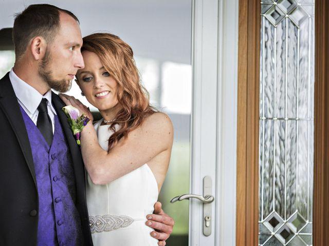 Travis and Jessica's wedding in Regina, Saskatchewan 17